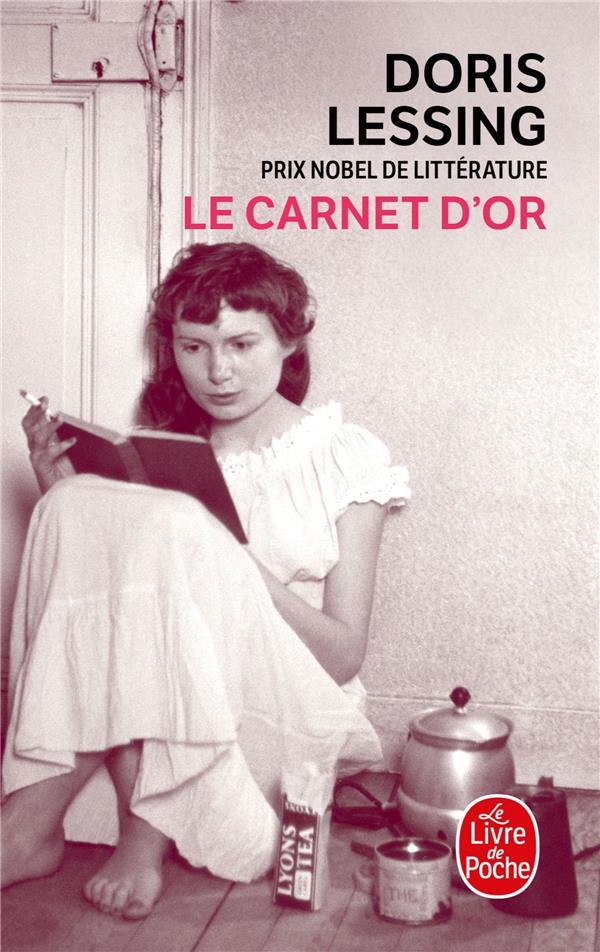 LE CARNET D-OR LESSING DORIS LGF