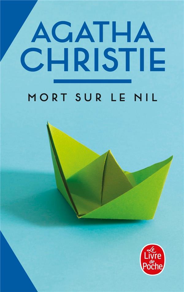 MORT SUR LE NIL CHRISTIE-A LGF/Livre de Poche