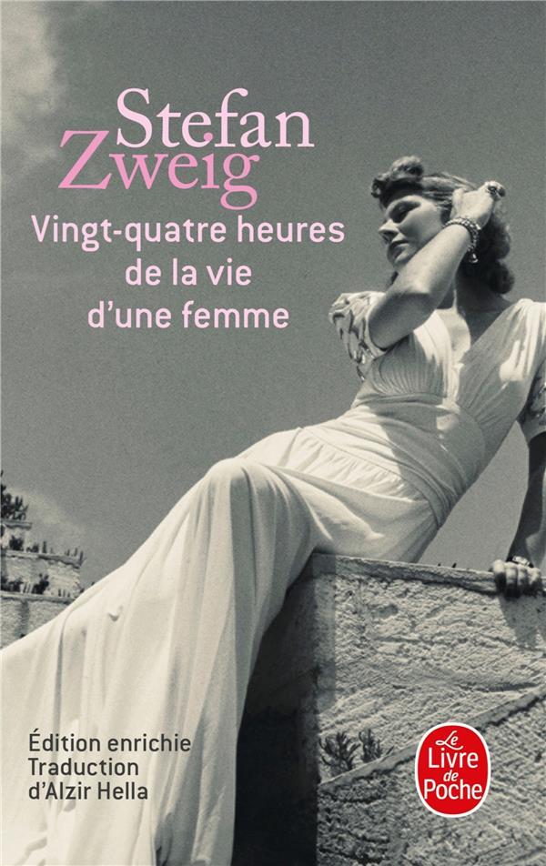 VINGT QUATRE HEURES VIE FEMME