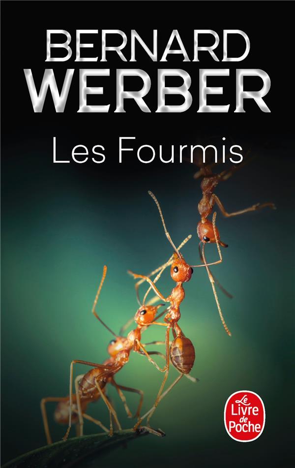 WERBER B - LES FOURMIS