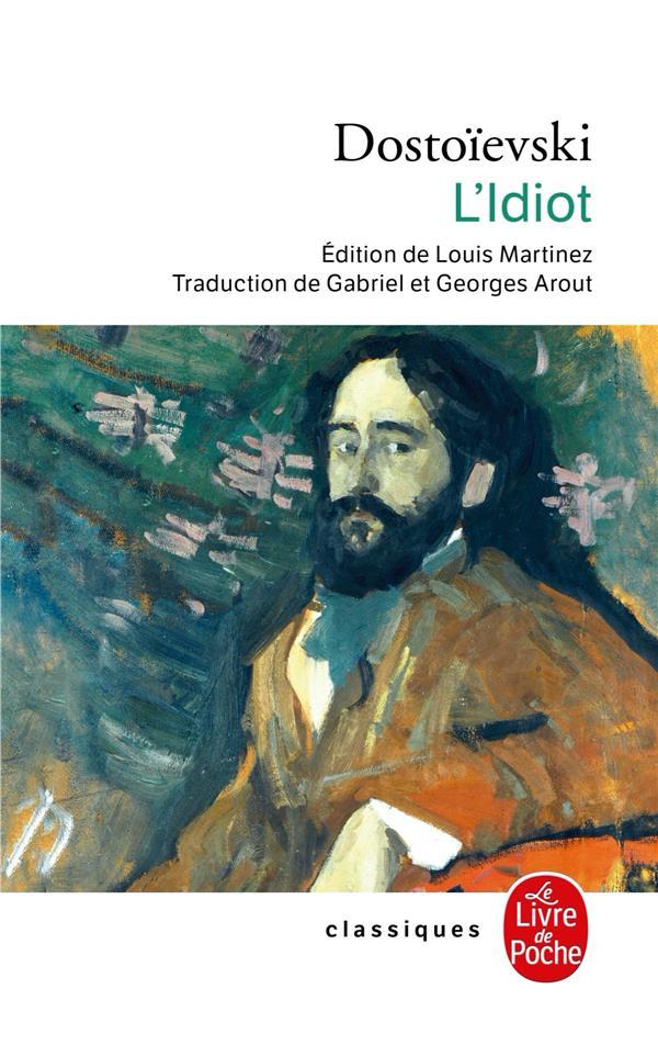 L-IDIOT DOSTOIEVSKI FEDOR LGF