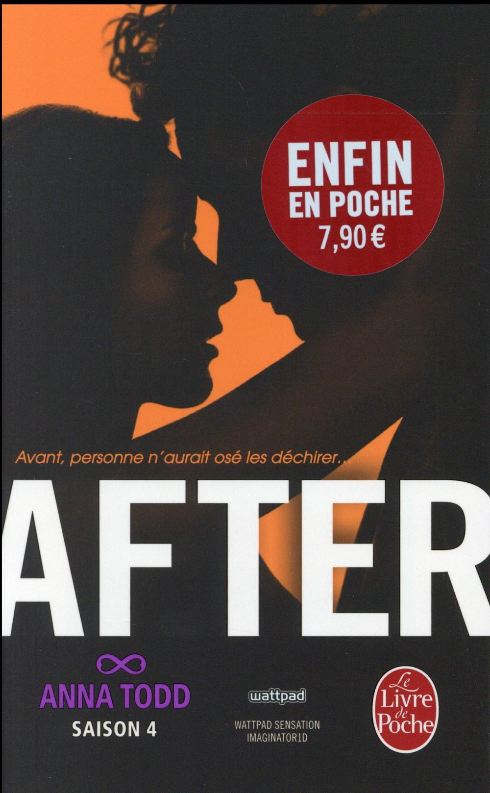 AFTER T.4  -  AFTER WE RISE TODD ANNA Le Livre de poche