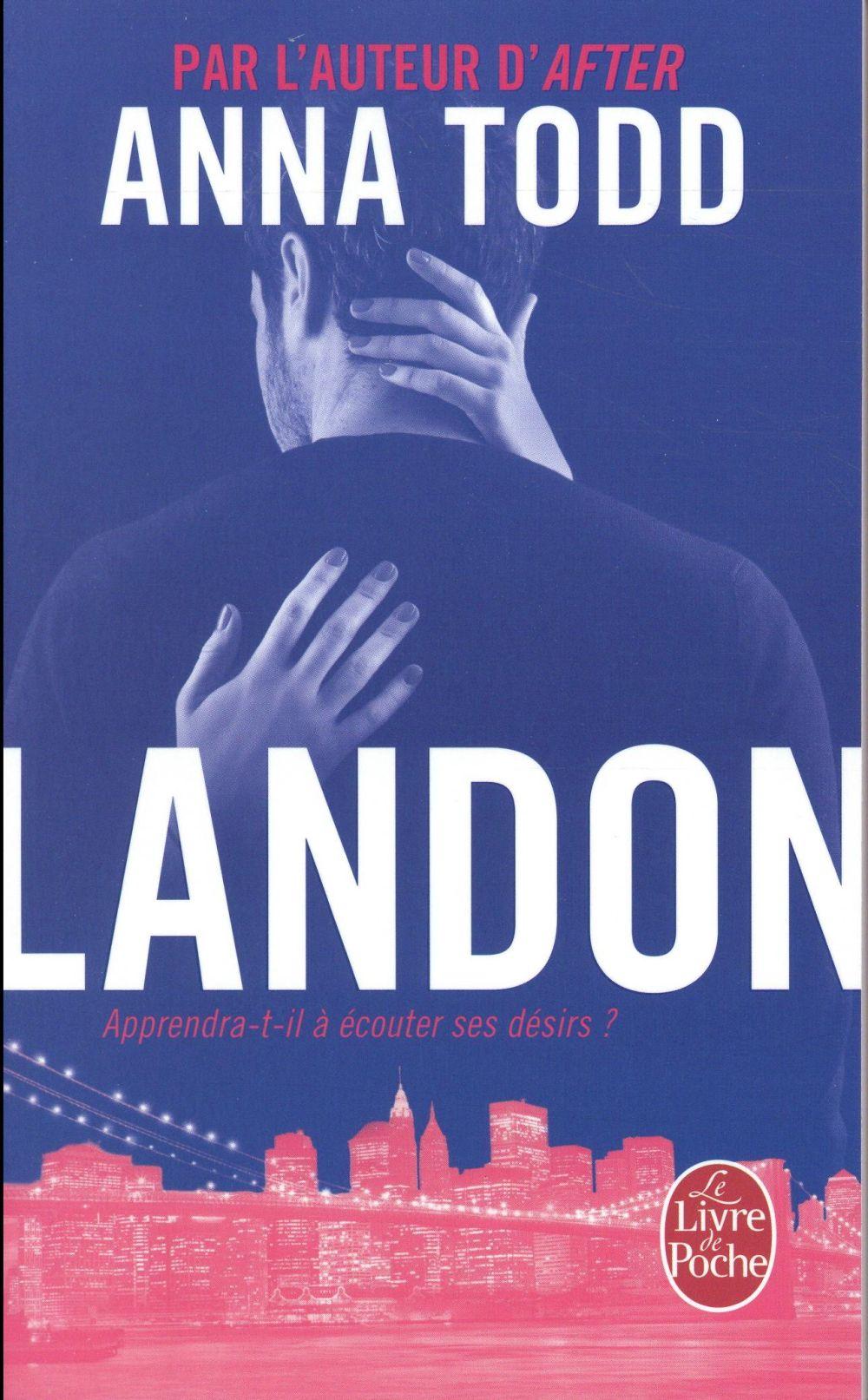 AFTER T.8  -  LANDON TODD ANNA LGF/Livre de Poche