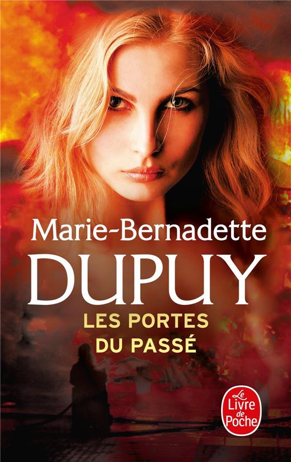 L'ORPHELINE DES NEIGES T.5  -  LES PORTES DU PASSE DUPUY M-B. LGF/Livre de Poche