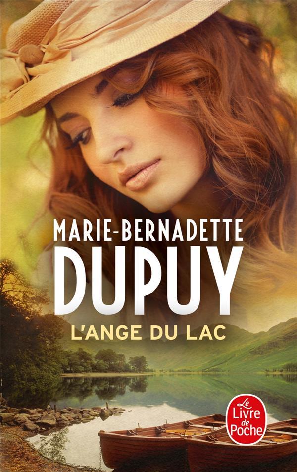 L'ANGE DU LAC (L'ORPHELINE DES NEIGES, TOME 6) DUPUY M-B Lgdj