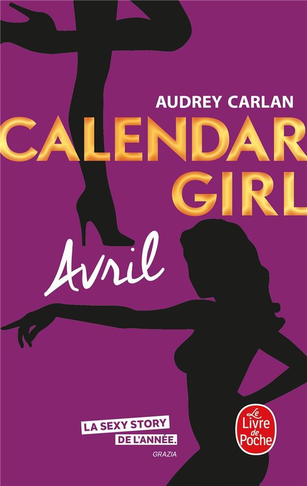 CALENDAR GIRL T.4  -  AVRIL CARLAN, AUDREY NC