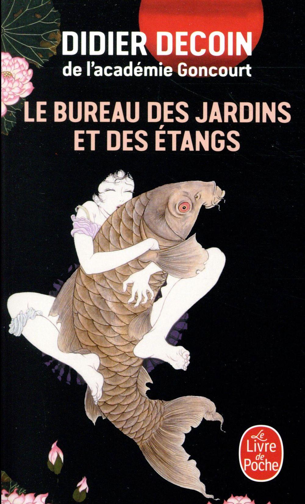 LE BUREAU DES JARDINS ET DES E DECOIN DIDIER LGF