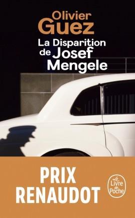 LA DISPARITION DE JOSEF MENGELE GUEZ OLIVIER Lgdj