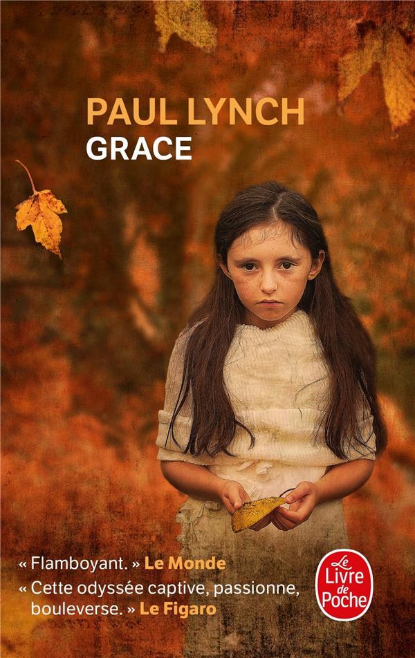 GRACE LYNCH, PAUL LGF/Livre de Poche