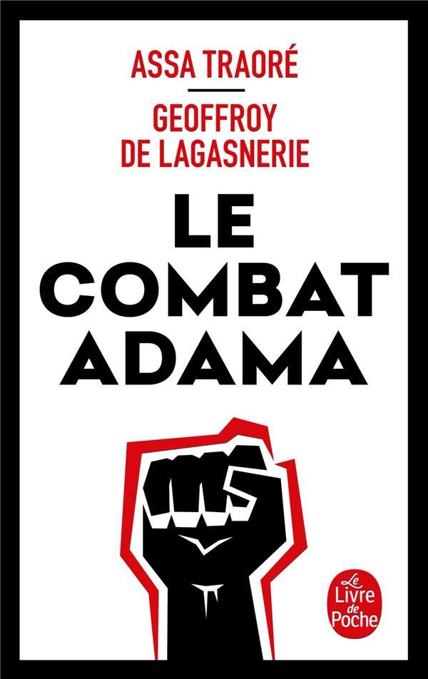 LE COMBAT ADAMA TRAORE/LAGASNERIE NC
