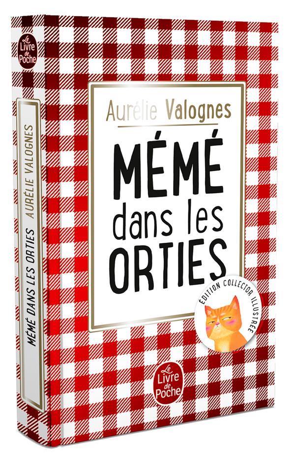 MEME DANS LES ORTIES VALOGNES AURELIE LGF/Livre de Poche