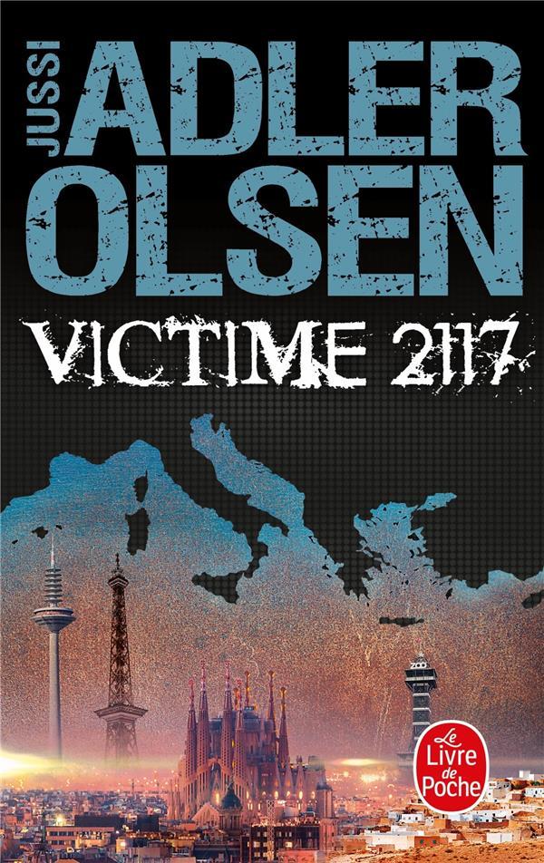 VICTIME 2117 ADLER-OLSEN JUSSI LGF/Livre de Poche