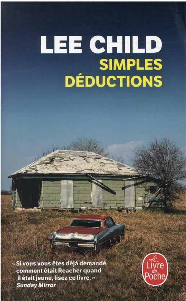 SIMPLES DEDUCTIONS CHILD, LEE LGF/Livre de Poche