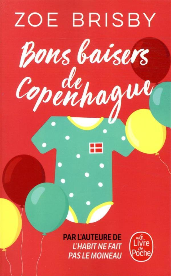 BONS BAISERS DE COPENHAGUE BRISBY, ZOE LGF/Livre de Poche