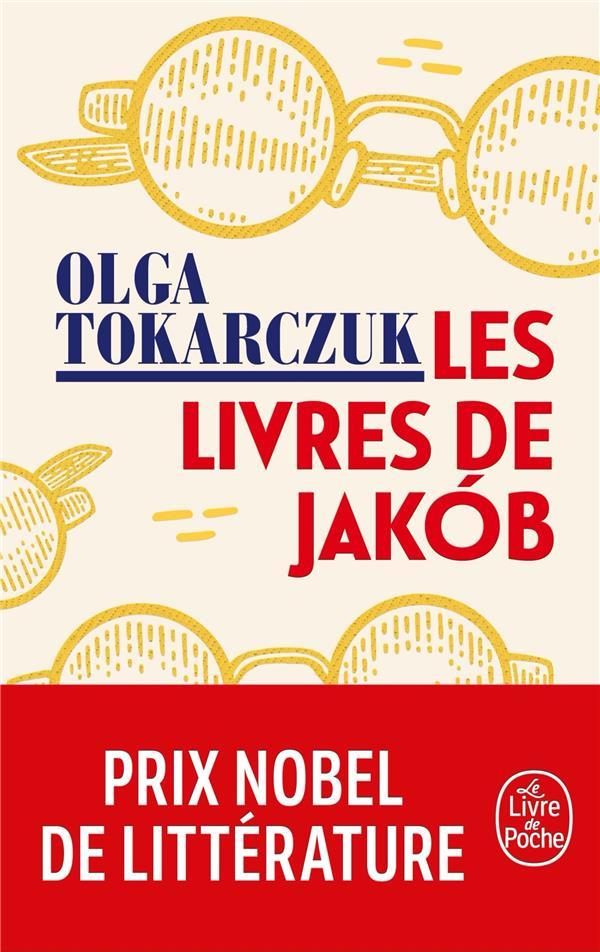 LES LIVRES DE JAKOB TOKARCZUK OLGA LGF/Livre de Poche
