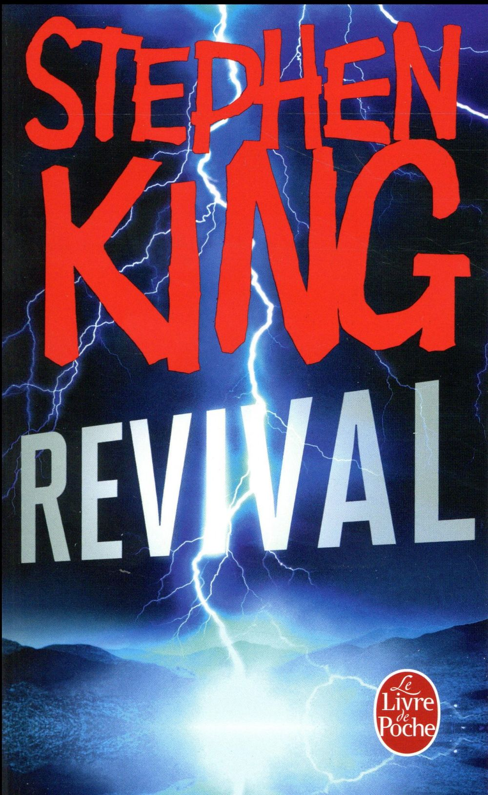 REVIVAL King Stephen Le Livre de poche