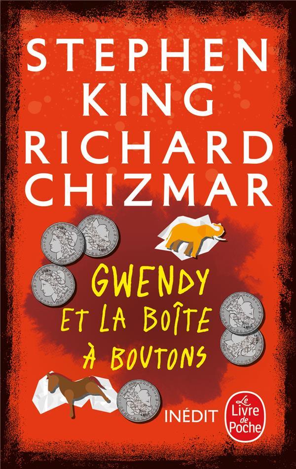 GWENDY ET LA BOITE A BOUTONS KING, STEPHEN LGF/Livre de Poche