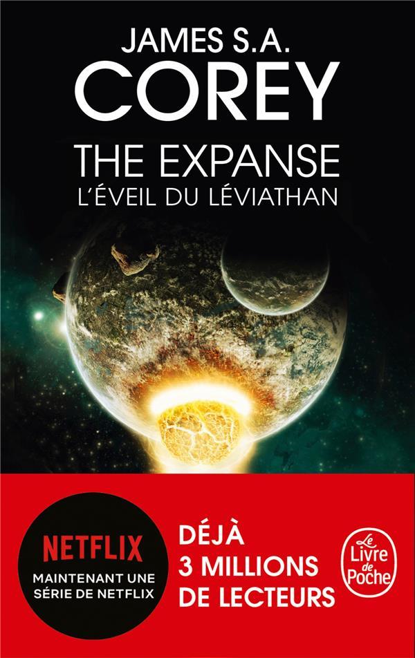 THE EXPANSE T.1  -  L'EVEIL DU LEVIATHAN  NC