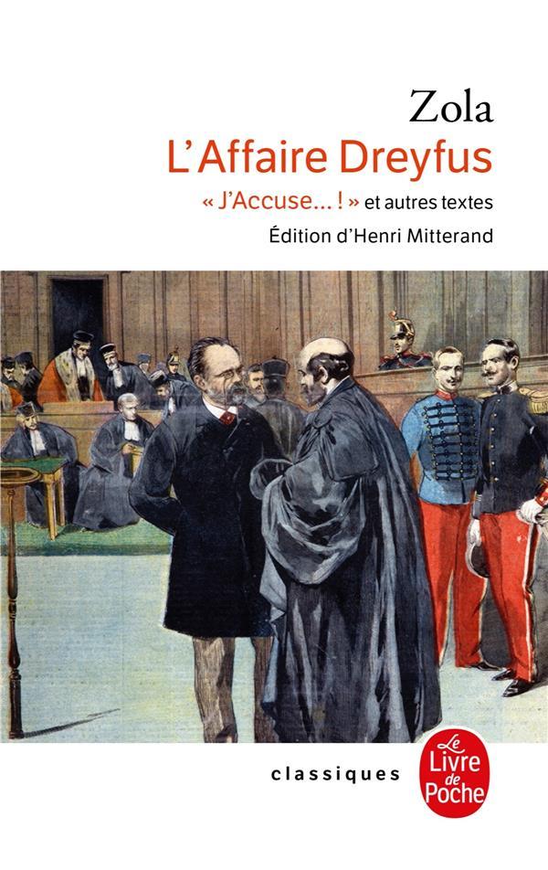 L'AFFAIRE DREYFUS -