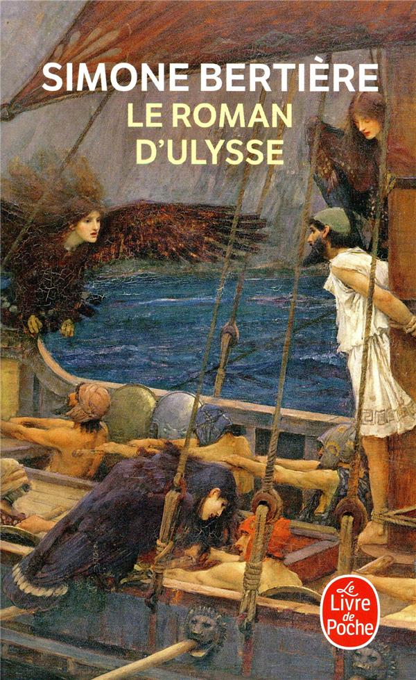 LE ROMAN D-ULYSSE BERTIERE SIMONE LGF