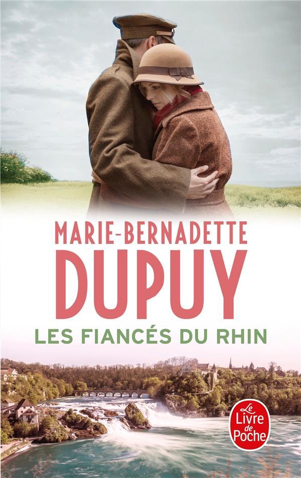 LES FIANCES DU RHIN T.1 Dupuy Marie-Bernadette Le Livre de poche