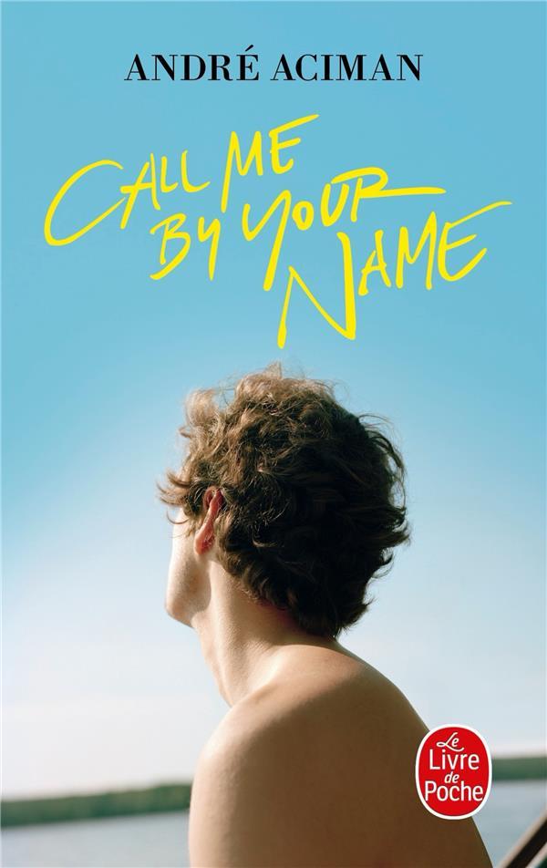 CALL ME BY YOUR NAME  Lgdj