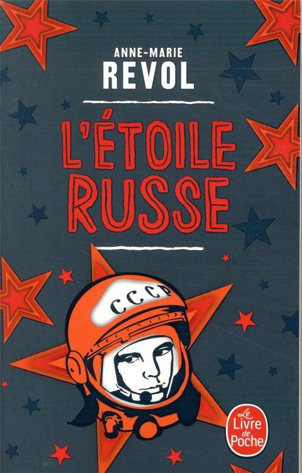 L'ETOILE RUSSE REVOL ANNE-MARIE LGF/Livre de Poche