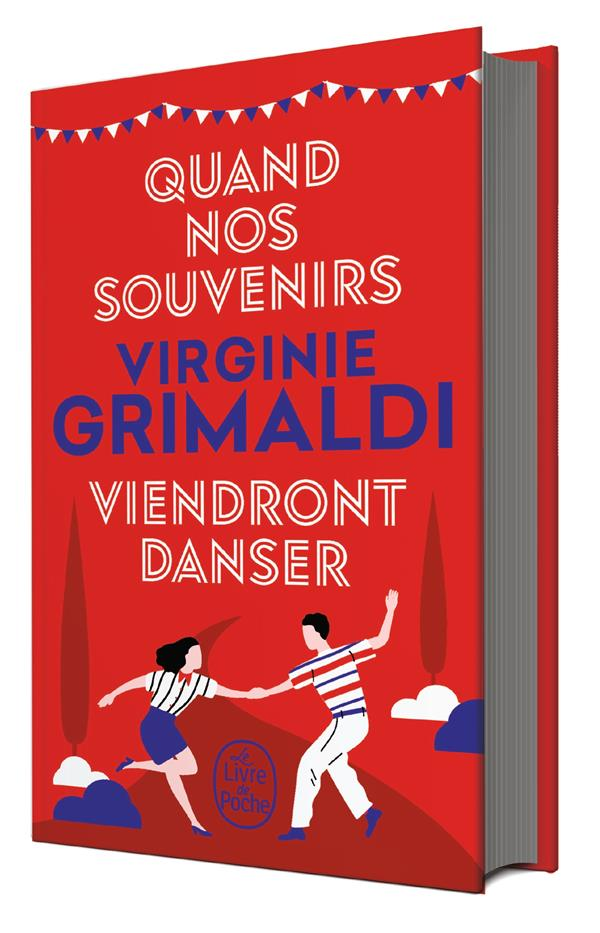 QUAND NOS SOUVENIRS VIENDRONT DANSER GRIMALDI VIRGINIE LGF/Livre de Poche