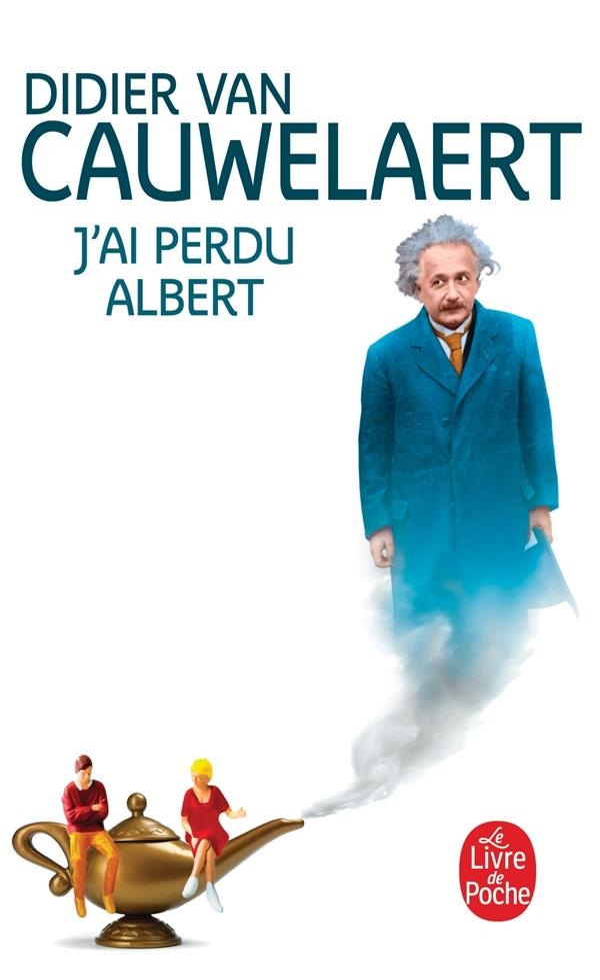 J'AI PERDU ALBERT CAUWELAERT DIDIER VA NC
