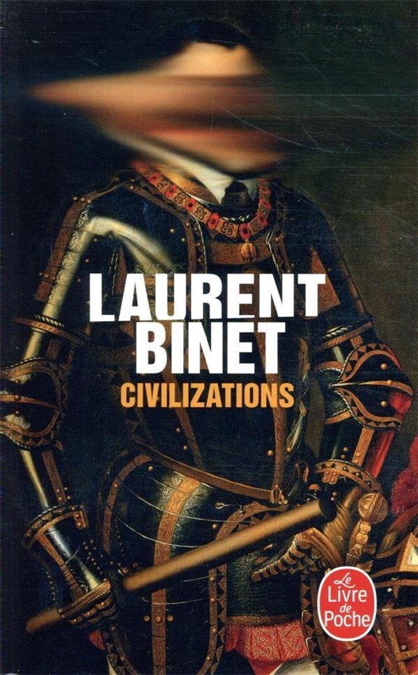 CIVILIZATIONS BINET LAURENT NC