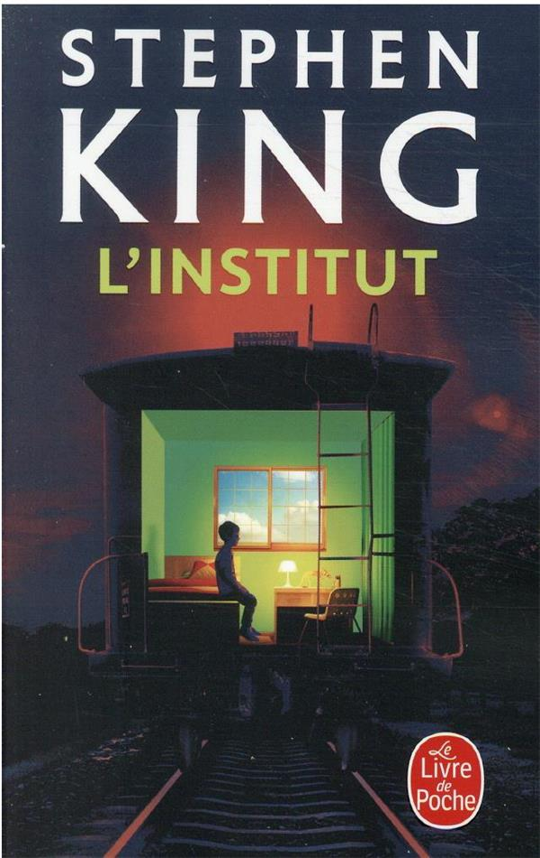 L'INSTITUT KING, STEPHEN LGF/Livre de Poche
