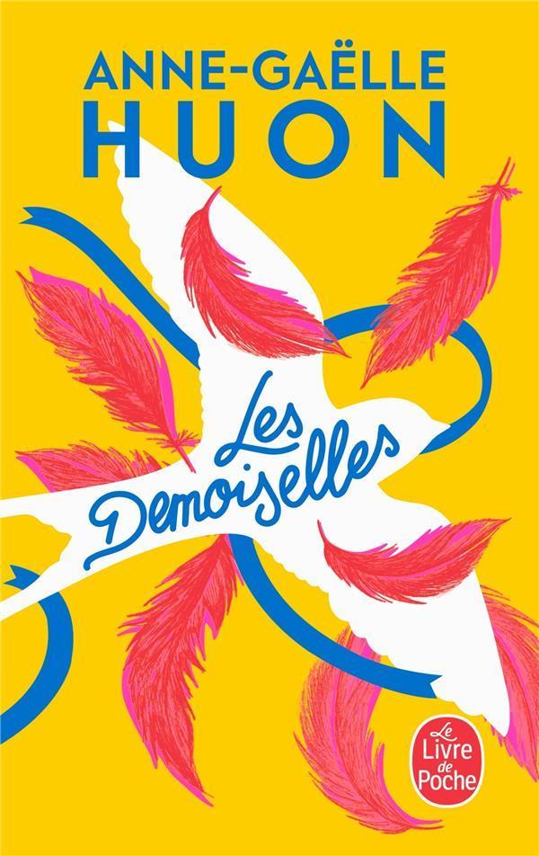 LES DEMOISELLES HUON, ANNE-GAELLE LGF/Livre de Poche