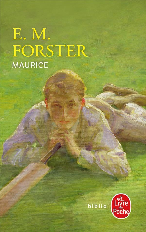 MAURICE FORSTER, EDWARD MORGAN LGF/Livre de Poche