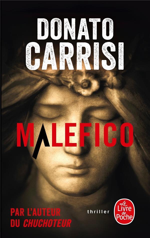 MALEFICO Carrisi Donato Le Livre de poche