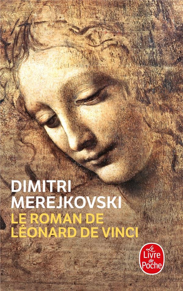 MEREJKOVSKI D - LE ROMAN DE LEONARD DE VINCI