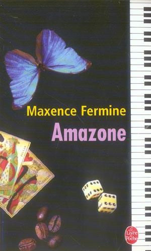 AMAZONE FERMINE MAXENCE LGF/Livre de Poche