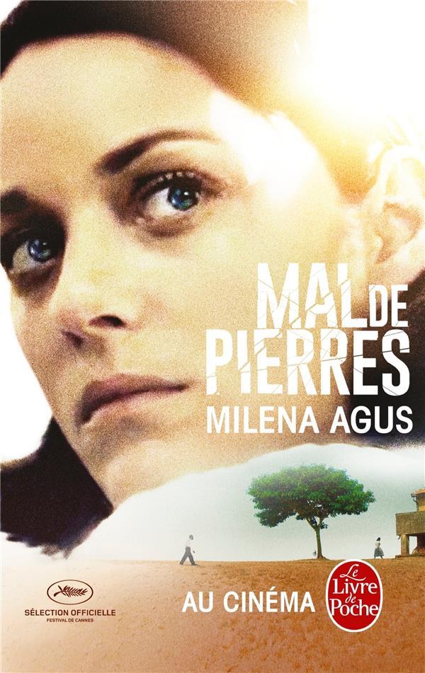 MAL DE PIERRES  -  COMME UNE FUNAMBULE AGUS MILENA LGF/Livre de Poche