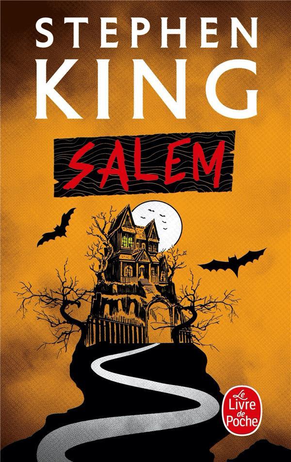 SALEM KING, STEPHEN LGF/Livre de Poche
