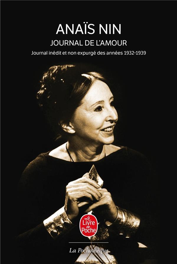 JOURNAL DE L'AMOUR NIN-A LGF/Livre de Poche
