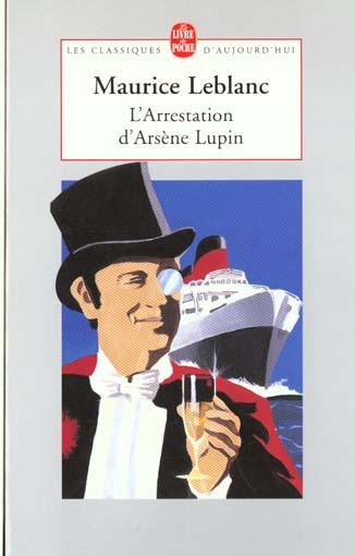 L-ARRESTATION D-ARSENE LUPIN