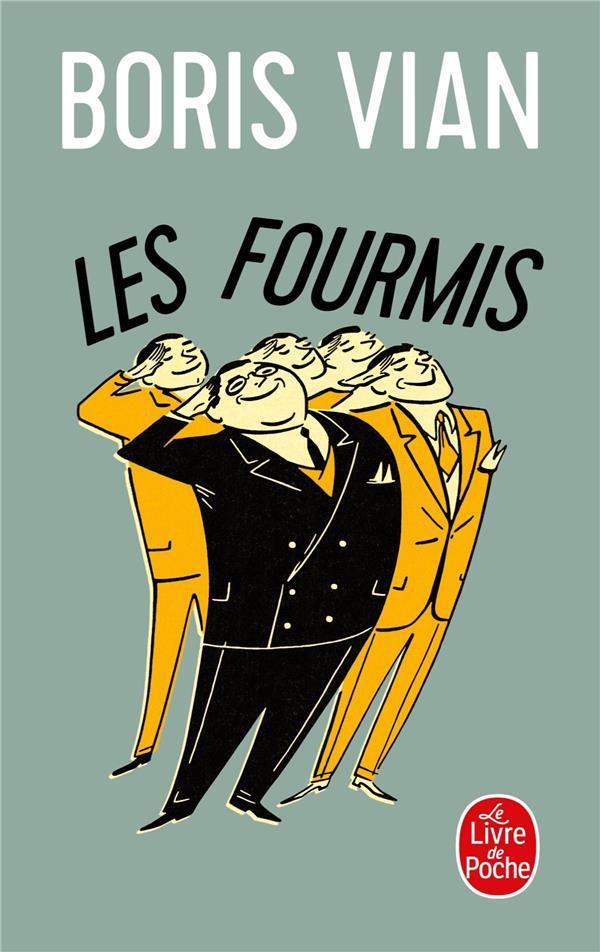 LES FOURMIS - NOUVELLES