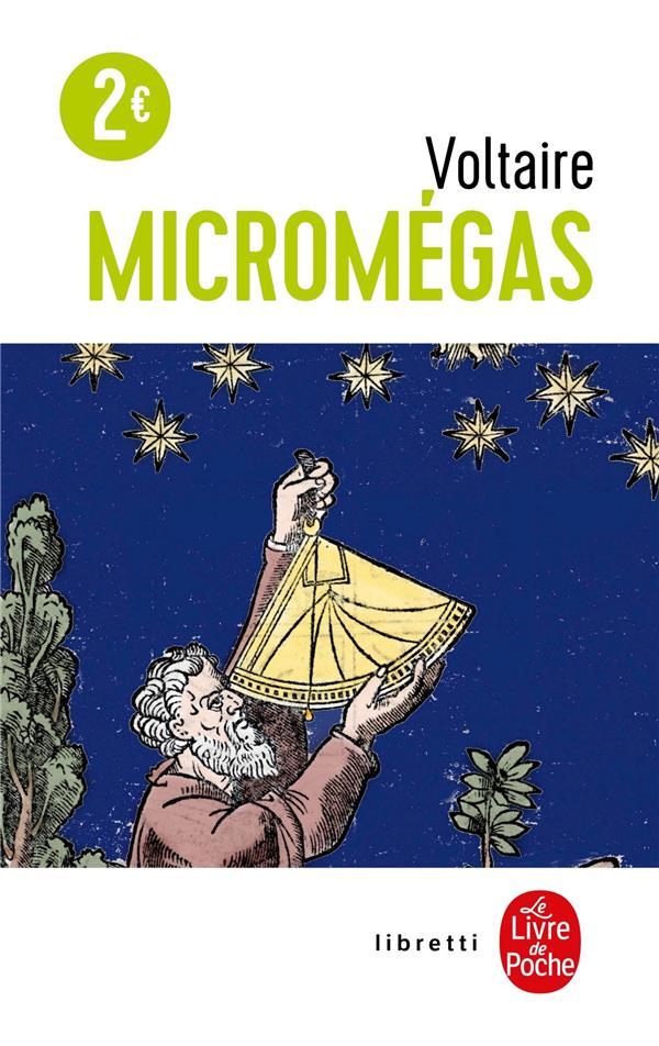 MICROMEGAS VOLTAIRE LGF/Livre de Poche