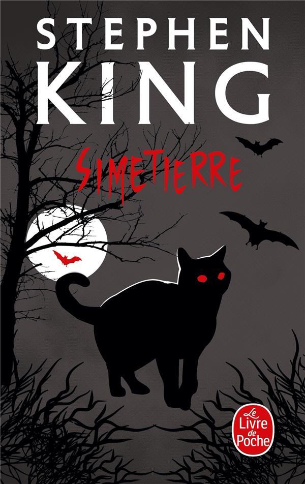 SIMETIERRE KING S LGF/Livre de Poche