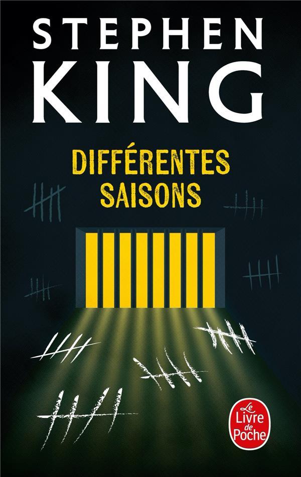 KING STEPHEN - DIFFERENTES SAISONS