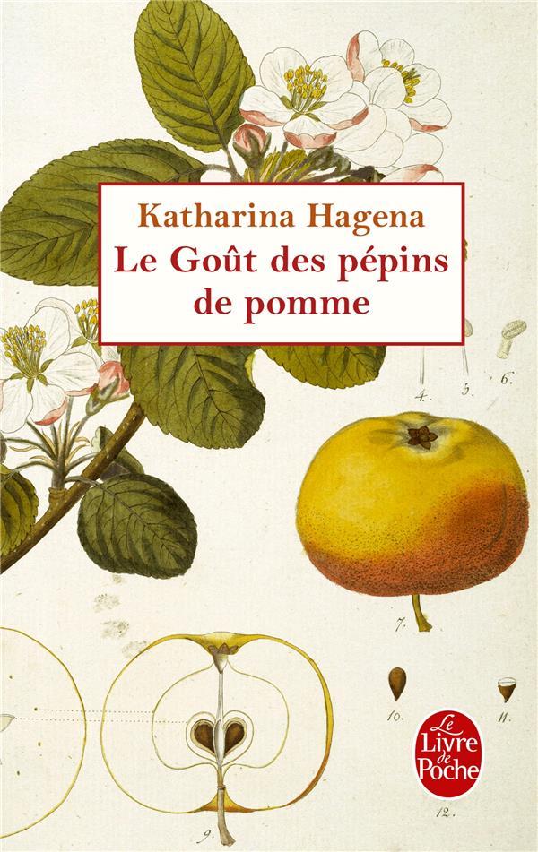 LE GOUT DES PEPINS DE POMME HAGENA KATHARINA LGF