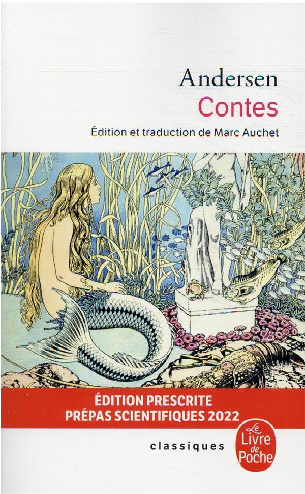 CONTES ANDERSEN H C LGF/Livre de Poche