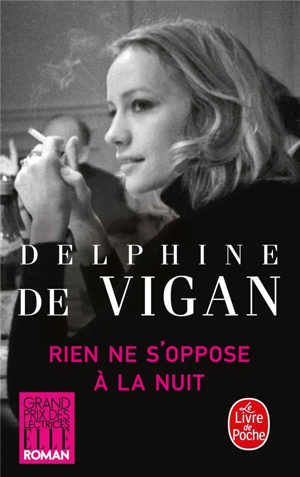 RIEN NE S-OPPOSE A LA NUIT VIGAN DELPHINE LGF