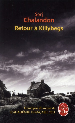 RETOUR A KILLYBEGS CHALANDON SORJ LGF