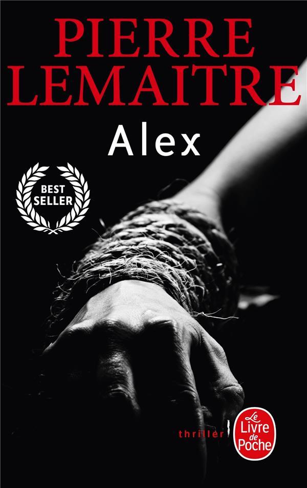 LA TRILOGIE VERHOEVEN - ALEX LEMAITRE P LGF/Livre de Poche