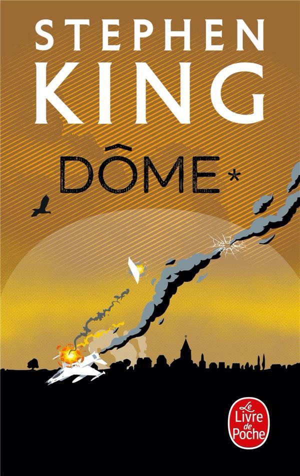 DOME T.1 King Stephen Le Livre de poche